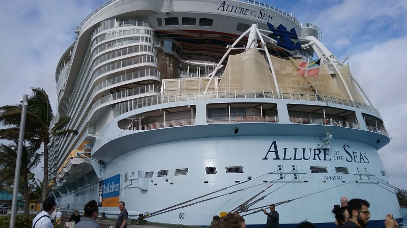 Allure Of The Seas Schmitt Sunshine Cruises